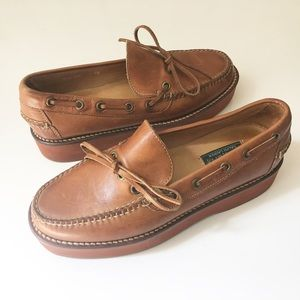 Polo Country loafers Ralph Lauren leather shoes